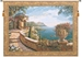 Gulf of Naples Belgian Wall Tapestry - W-1655-46