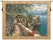 Seaside Path Belgian Wall Tapestry - W-2356-48