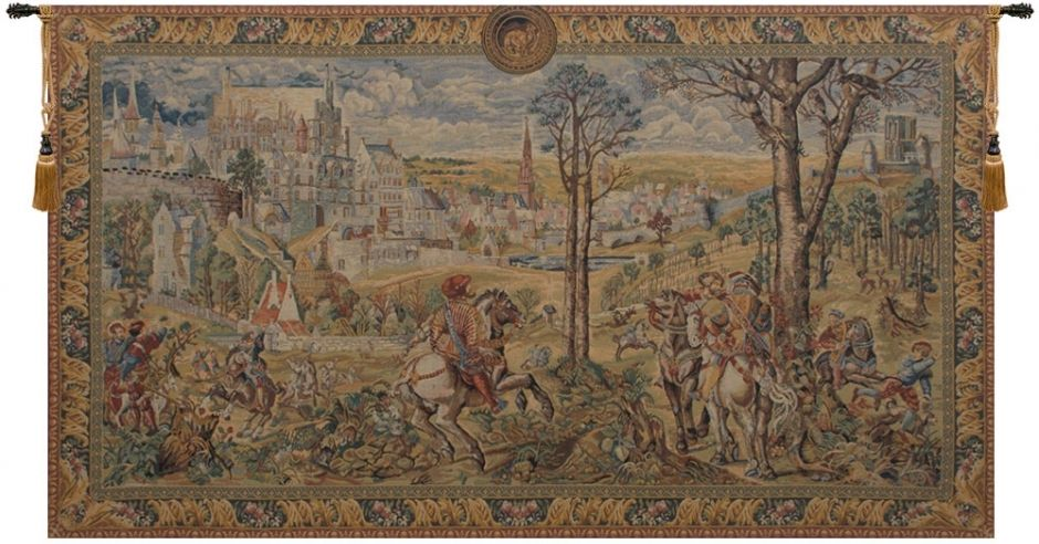 Emperor Charles V Belgian Wall Tapestry W-2731, 100-200Incheswide, 110-29Incheswide, 122W, 30-39Inchestall, 38H, 40-49Inchestall, 47H, 60-69Incheswide, 68W, 70-79Inchestall, 70H, 80-99Incheswide, 83W, Belgian, Big, Biggest, Border, Brussels, Enormous, Flanders, Green, Horizontal, Horses, Huge, Large, Largest, Light, Mixed, Old, Really, Tapestry, Wall, Belgianwoven, Europeanwoven, tapestries, tapestrys, hangings, and, the, Renaissance, rennaisance, rennaissance, renaisance, renassance, renaissanse, large, huge, extra, big, enormous, king, castle, emperor, charles, louis, xiv, xv, v, i, maximillian, maximillien, maximilian, archduke, maximilien, imperial, palace, emporor