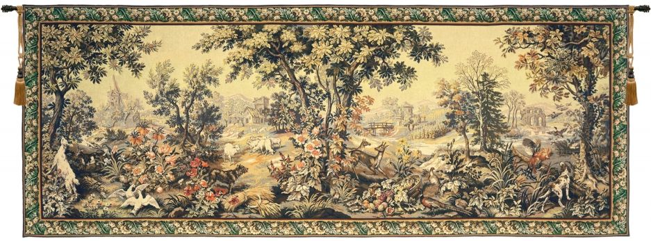 Oudry Four Seasons French Wall Tapestry