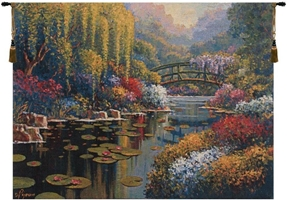 Giverny Pond Belgian Wall Tapestry W-9214, 10-29Inchestall, 100-200Incheswide, 138W, 25H, 30-39Inchestall, 39H, 40-49Incheswide, 40W, 50-59Inchestall, 51H, 60-69Incheswide, 67W, 80-99Inchestall, 80-99Incheswide, 81W, 83H, Art, Belgian, S, Big, Biggest, Claude, Cotton, Enormous, Europe, European, Giverny, Grande, Green, Hanging, Horizontal, Huge, Lake, Landscape, Large, Largest, Lilies, Lily, Medieval, Monet, Of, Old, Olde, Pond, Really, Seller, Tapastry, Tapestries, Tapestry, Tapistry, Top50, Wall, Wide, World, Woven, Woven, Bestseller, Belgianwoven, Europeanwoven, tapestries, tapestrys, hangings, and, the, gardens, monets, wool, colorful