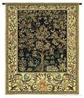 Tree of Life Midnight Blue William Morris Wall Tapestry C-2179M, 2052-Wh, 2052C, 2052Wh, 2179-Wh, 2179C, 2179Cm, 2179Wh, 40-49Incheswide, 40W, 50-59Inchestall, 50-59Incheswide, 53H, 53W, 70-79Inchestall, 71H, Abstract, Art, Artist, S, Blue, Botanical, Carolina, USAwoven, Classic, Contemporary, Cotton, Famous, Floral, Flower, Flowers, Gold, Green, Hanging, Large, Life, Masterpiece, Masterpieces, Midnight, Modern, Morris, Of, Old, Painter, Painting, Paintings, Pedals, Seller, Tapastry, Tapestries, Tapestry, Tapistry, Top50, Tree, Vertical, Wall, William, Woven, Yellow, Yellow, Bestseller, Treeoflife, tapestries, tapestrys, hangings, and, the