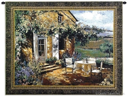 Vineyard Villa Wall Tapestry C-2784M, 2721-Wh, 2721C, 2721Wh, 2784-Wh, 2784C, 2784Cm, 2784Wh, 40-49Inchestall, 40H, 50-59Inchestall, 50-59Incheswide, 53H, 53W, 70-79Incheswide, 76W, Art, Brown, Carolina, USAwoven, Cotton, Erope, Europe, European, Eurupe, Green, Hanging, Home, Horizontal, Italy, Landscape, Purple, Tapestries, Tapestry, Tuscan, Tuscany, Urope, Villa, Vineyard, Wall, Woven, Yellow, tapestries, tapestrys, hangings, and, the