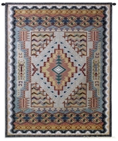Southwest Turquoise Blue Wall Tapestry C-2933M, 2933-Wh, 2933C, 2933Cm, 2933Wh, 2935-Wh, 2935C, 2935Wh, 40-49Incheswide, 41W, 50-59Inchestall, 50-59Incheswide, 53H, 53W, 70-79Inchestall, 75H, America, American, Art, S, Blue, Carolina, USAwoven, Complex, Cotton, Cowboy, Desert, Design, Designs, Group, Hanging, Indian, Intricate, Native, Orange, Pattern, Patterns, Seller, Shapes, Southwest, Southwestern, Tapestries, Tapestry, Textile, Turquoise, Wall, Western, Woven, Woven, Bestseller, tapestries, tapestrys, hangings, and, the