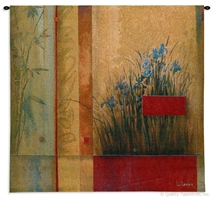 Li-Leger Terazzo Garden Wall Tapestry C-2976M, 2939-Wh, 2939C, 2939Wh, 2976-Wh, 2976C, 2976Cm, 2976Wh, 30-39Inchestall, 30-39Incheswide, 35H, 35W, 50-59Inchestall, 50-59Incheswide, 53H, 53W, Abstract, Art, S, Botanical, Carolina, USAwoven, Contemporary, Cotton, Floral, Flower, Flowers, Garden, Gold, Hanging, Li-Leger, Pedals, Seller, Square, Tapestries, Tapestry, Terazzo, Wall, Woven, Yellow, Yellow, tapestries, tapestrys, hangings, and, the