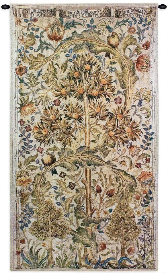 Summer Quince Wall Tapestry C-3098, 30-39Incheswide, 3098-Wh, 3098C, 3098Wh, 35W, 60-69Inchestall, 68H, Abstract, Art, S, Botanical, Brown, Carolina, USAwoven, Contemporary, Cotton, Floral, Flower, Flowers, Hanging, Large, Light, Long, Modern, Orange, Panel, Pedals, Quince, Seller, Summer, Tall, Tapastry, Tapestries, Tapestry, Tapistry, Top50, Tree, Vertical, Wall, White, Woven, Woven, tapestries, tapestrys, hangings, and, the