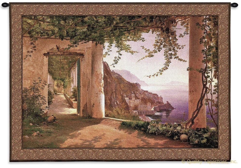 Ivy Covered Pergola Wall Tapestry C-3114M, 30-39Inchestall, 3075-Wh, 3075C, 3075Wh, 3114-Wh, 3114C, 3114Cm, 3114Wh, 37H, 50-59Inchestall, 50-59Incheswide, 52W, 53H, 70-79Incheswide, 78W, Amalfi, Art, Beige, S, Brown, Cappuccini, Carolina, USAwoven, Coastal, Cotton, Dia, Dai, Di, Erope, Europe, European, Eurupe, Hanging, Horizontal, Seller, Tapestries, Tapestry, Top50, Urope, Wall, Woven, Woven, Bestseller, tapestries, tapestrys, hangings, and, the, Amalfi Dai Cappucini Cappuccini, exclusive