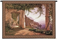 Ivy Covered Pergola Wall Tapestry C-3114M, 30-39Inchestall, 3075-Wh, 3075C, 3075Wh, 3114-Wh, 3114C, 3114Cm, 3114Wh, 37H, 50-59Inchestall, 50-59Incheswide, 52W, 53H, 70-79Incheswide, 78W, Amalfi, Art, Beige, S, Brown, Cappuccini, Carolina, USAwoven, Coastal, Cotton, Dai, Di, Erope, Europe, European, Eurupe, Hanging, Horizontal, Seller, Tapestries, Tapestry, Top50, Urope, Wall, Woven, Woven, Bestseller, tapestries, tapestrys, hangings, and, the, Amalfi Dai Cappuccini