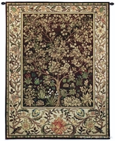 Tree of Life Umber Green William Morris Wall Tapestry C-3449M, 3126-Wh, 3126C, 3126Wh, 3449-Wh, 3449C, 3449Cm, 3449Wh, 40-49Incheswide, 40W, 50-59Inchestall, 50-59Incheswide, 53H, 53W, 6054-Wh, 6054C, 6054Wh, 70-79Inchestall, 71H, Art, Artist, S, Carolina, USAwoven, Cotton, Famous, Gold, Green, Hanging, Large, Life, Masterpiece, Masterpieces, Morris, Of, Old, Painter, Painting, Paintings, Seller, Tapestries, Tapestry, Top50, Tree, Umber, Vertical, Wall, William, Woven, Yellow, Yellow, Bestseller, Treeoflife, tapestries, tapestrys, hangings, and, the