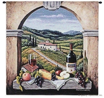 Tuscan Vineyard Road Wall Tapestry C-4020, 4020-Wh, 4020C, 4020Wh, 50-59Inchestall, 50-59Incheswide, 53H, 53W, Abstract, Alcohol, Apple, Arch, Archway, Art, Beige, Bottle, Carolina, USAwoven, Cheese, Contemporary, Cotton, Earth, Erope, Europe, European, Eurupe, Field, Fruit, Grapes, Green, Hanging, Italian, Italy, Landscape, Landscapes, Life, Modern, Old, Purple, Road, Scene, Spirits, Square, Still, Tapastry, Tapestries, Tapestry, Tapistry, Tuscan, Tuscany, Urope, Vineyard, Wall, Wine, Woven, tapestries, tapestrys, hangings, and, the