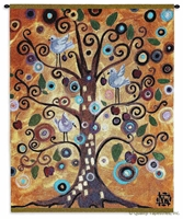 Natasha Wescoat Tree of Life Wall Tapestry C-4073, 40-49Incheswide, 4073-Wh, 4073C, 4073Wh, 42W, 50-59Inchestall, 53H, Abstract, Art, Artist, Ashley, Blue, Botanical, Bright, Carolina, USAwoven, Colorful, Contemporary, Cotton, Famous, Floral, Flower, Flowers, Group, Hanging, Life, Masterpiece, Masterpieces, Mixed, Modern, Natasha, Of, Old, Orange, Painting, Paintings, Pedals, Tapastry, Tapestries, Tapestry, Tapistry, Tree, Trees, Vertical, Wall, Wecoat, Wescoat, Westcoat, Whimsical, Woven, Yellow, Treeoflife, tapestries, tapestrys, hangings, and, the