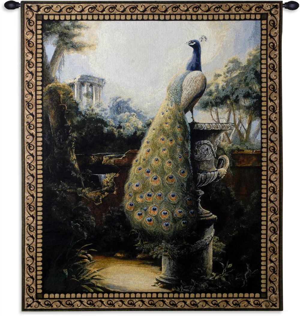 Peacock Luogo Tranquillo Wall Tapestry C-4075M, 10-29Incheswide, 2315-Wh, 2315C, 2315Wh, 26W, 30-39Inchestall, 32H, 40-49Incheswide, 4075-Wh, 4075C, 4075Cm, 4075Wh, 40W, 50-59Inchestall, 53H, Animal, Animals, Art, S, Carolina, USAwoven, Cotton, Erope, Europe, European, Eurupe, Famous, Green, Hanging, Large, Luogo, Paecock, Peacock, Peacokc, Pecock, Peecock, Seller, Tapastry, Tapestries, Tapestry, Tapistry, Top50, Tranquillo, Urope, Vertical, Vvv, Wall, Woven, Woven, Bestseller, tapestries, tapestrys, hangings, and, the, Peacock Luogo Tranquillo