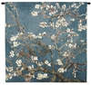 Van Gogh Almond Blossom Wall Tapestry C-4572M, 30-39Inchestall, 30-39Incheswide, 32H, 32W, 4572-Wh, 4572C, 4572Cm, 4572Wh, 4590-Wh, 4590C, 4590Wh, 50-59Inchestall, 50-59Incheswide, 52H, 52W, Abstract, Almond, Art, S, Blossom, Blue, Botanical, Carolina, USAwoven, Cotton, Floral, Flower, Flowers, Gogh, Gray, Grey, Hanging, Oriental, Pedals, Purple, Seller, Square, Tapestries, Tapestry, Top50, Tree, Van, Wall, White, Woven, Woven, Bestseller, tapestries, tapestrys, hangings, and, the