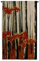 Beauty Within II Wall Tapestry C-6140, 30-39Incheswide, Ashley, 31W, 50-59Inchestall, 51H, 6140-Wh, 6140C, 6140Wh, Abstract, Art, Beauty, Beige, Bold, Brown, Carolina, USAwoven, Contemporary, Cotton, Flowers, Forest, Group, Hanging, Ii, Modern, Of, Other, Red, Stand, Tapastry, Tapestries, Tapestry, Tapistry, Tree, Trees, Vertical, Wall, Within, Woven, tapestries, tapestrys, hangings, and, the, Beauty Within, birch, trees