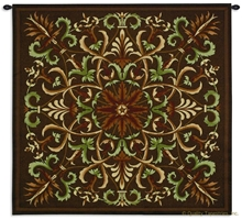 World Bazaar Wall Tapestry C-6475, 50-59Inchestall, 50-59Incheswide, 53H, 53W, 6475-Wh, 6475C, 6475Wh, Art, Bazaar, S, Carolina, USAwoven, Cotton, Design, Green, Hanging, Intricate, Large, Motif, Pattern, Red, Seller, Square, Tapastry, Tapestries, Tapestry, Tapistry, Wall, World, Woven, Woven, tapestries, tapestrys, hangings, and, the