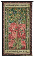 William Morris Woodpecker III Wall Tapestry C-6506, 40-49Incheswide, 41W, 60-69Inchestall, 6506-Wh, 6506C, 6506Wh, 68H, Abstract, Animal, Art, Bird, Birds, Blue, Carolina, USAwoven, Cotton, European, Famous, Fruit, Group, Hanging, Iii, Intricate, Large, Life, Medieval, Morris, Of, Old, Olde, Red, Tapastry, Tapestries, Tapestry, Tapistry, Tree, Vertical, Wall, William, Woodpecker, World, Woven, Bestseller, Treeoflife, tapestries, tapestrys, hangings, and, the