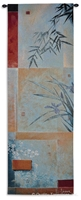 Li-Leger Blue Breeze Wall Tapestry C-6581, 10-29Incheswide, 20W, 50-59Inchestall, 59H, 6581-Wh, 6581C, 6581Wh, Abstract, Art, Blue, Breeze, Carolina, USAwoven, Contemporary, Cotton, Floral, Hanging, Large, Li-Leger, Long, Modern, Oriental, Paint, Painting, Panel, Tall, Tapastry, Tapestries, Tapestry, Tapistry, Vertical, Wall, Woven, tapestries, tapestrys, hangings, and, the