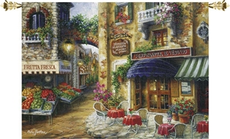 European Street Cafe Wall Tapestry M-HWGBBA, #Name?, Ashley, 50-59Inchestall, 50H, 70-79Incheswide, 70W, Appetito, Art, S, Blue, Brown, Buon, Cafe, Carolina, USAwoven, Cityscape, Cityscapes, Cotton, European, French, Hanging, Horizontal, Hwgbba, Italian, Italy, Large, Marketplace, Polyester, Red, Restaurant, Ristorante, Seller, Street, Tapastry, Tapestries, Tapestry, Tapistry, Wall, Woven, Woven, Bestseller, European, Street, Cafe, Wall, Tapestry, MWW, tapestries, tapestrys, hangings, and, the