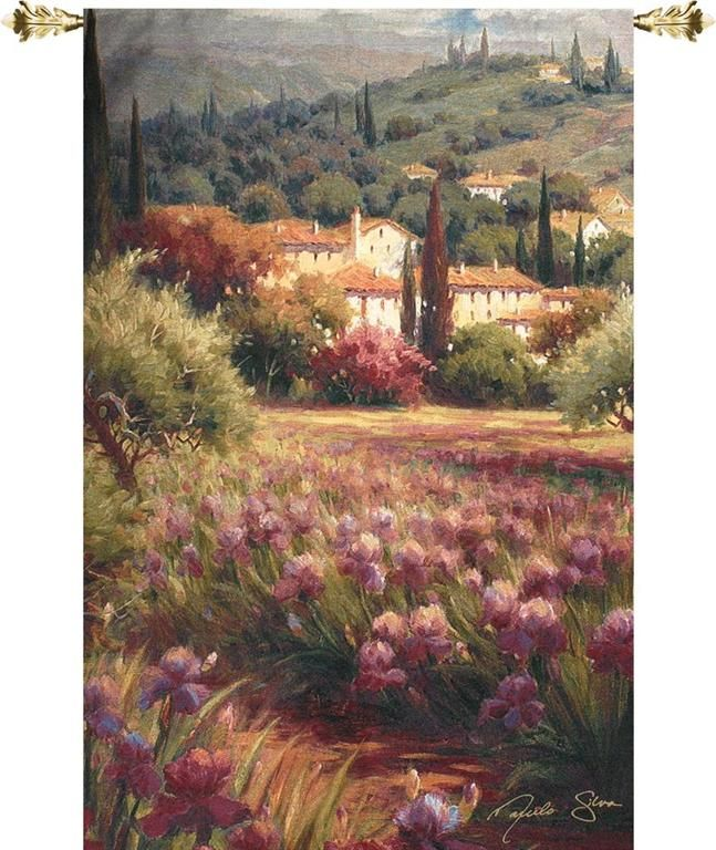 Landscape of Tuscany Wall Tapestry H-HWGIFD, 50-59Incheswide, 50W, 70-79Inchestall, 70H, Art, S, Carolina, USAwoven, Cotton, Estate, Europe, European, Floral, Flowers, France, French, Gifd, Green, Hanging, Home, Hwgifd, Italian, Italy, Landscape, Of, Polyester, Purple, Seller, Tapastry, Tapestries, Tapestry, Tapistry, Tuscan, Tuscany, Vertical, Wall, Woven, Woven, Bestseller, Landscape, of, Tuscany, Wall, Tapestry, MWW, tapestries, tapestrys, hangings, and, the, iris, fields, grande