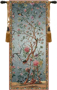 Spring Blossom Belgian Wall Tapestry