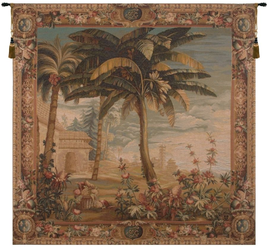 History of the Chinese Emperor III French Wall Tapestry W-2393, 50-59Inchestall, 50-59Incheswide, 58H, 58W, Art, Brown, Cotton, Europe, European, French, Grande, Group, Hanging, Harvest, Medieval, Of, Old, Olde, Pineapple, Square, Sss, Tapastry, Tapestries, Tapestry, Tapistry, Tropical, Vintage, Wall, World, Woven, Frenchwoven, Europeanwoven, tapestries, tapestrys, hangings, and, the, wool