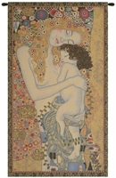 Gustav Klimt Ages of Women French Wall Tapestry W-3797, 10-29Incheswide, 24W, 40-49Inchestall, 44H, Abstract, Accomplishment, Ages, Art, Brown, Cotton, Europe, European, France, French, Gold, Grande, Gustav, Hanging, Klimt, Medieval, Of, Old, Olde, Tapastry, Tapestries, Tapestry, Tapistry, The, Vertical, Wall, Women, World, Woven, Frenchwoven, Europeanwoven, tapestries, tapestrys, hangings, and, the