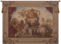 Medieval Still Life French Wall Tapestry W-4, &, 30-39Inchestall, 32H, 40-49Inchestall, 40-49Incheswide, 44H, 44W, 50-59Inchestall, 50-59Incheswide, 58H, 58W, 70-79Incheswide, 78W, Art, Brown, Cotton, Europe, European, France, French, Grande, Grapes, Hanging, Horizontal, International, Life, Medieval, Of, Old, Olde, Palace, Pottery, Still, Tapastry, Tapestries, Tapestry, Tapistry, Urn, Urns, Vintage, Wall, Wine, With, World, Woven, Bestseller, Frenchwoven, Europeanwoven, vase, and, raisins, grapes, tapestries, tapestrys, hangings, and, the, frenchborder, wool, Renaissance, rennaisance, rennaissance, renaisance, renassance, renaissanse