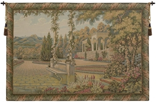 Lake Como Terrace Italian Wall Tapestry W-521, 10-29Inchestall, 24H, 30-39Inchestall, 38H, 40-49Incheswide, 44W, 50-59Incheswide, 52W, 60-69Inchestall, 64H, 80-99Incheswide, 88W, Art, Big, Brown, Como, Cotton, Europe, European, Grande, Green, Hanging, Horizontal, International, Italian, Italy, Lake, Landscape, Large, Medieval, Of, Old, Olde, Really, Tapastry, Tapestries, Tapestry, Tapistry, Terrace, Vintage, Wall, World, Woven, Italianwoven, Europeanwoven, tapestries, tapestrys, hangings, and, the