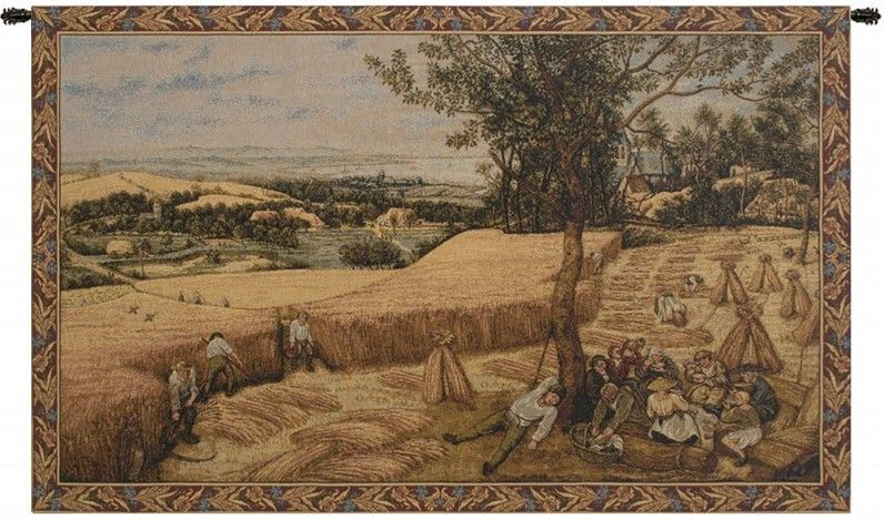 Harvest Z078 Italian Wall Tapestry Hanging, Tapestries, Woven, tapestries, tapestrys, hangings, and, the